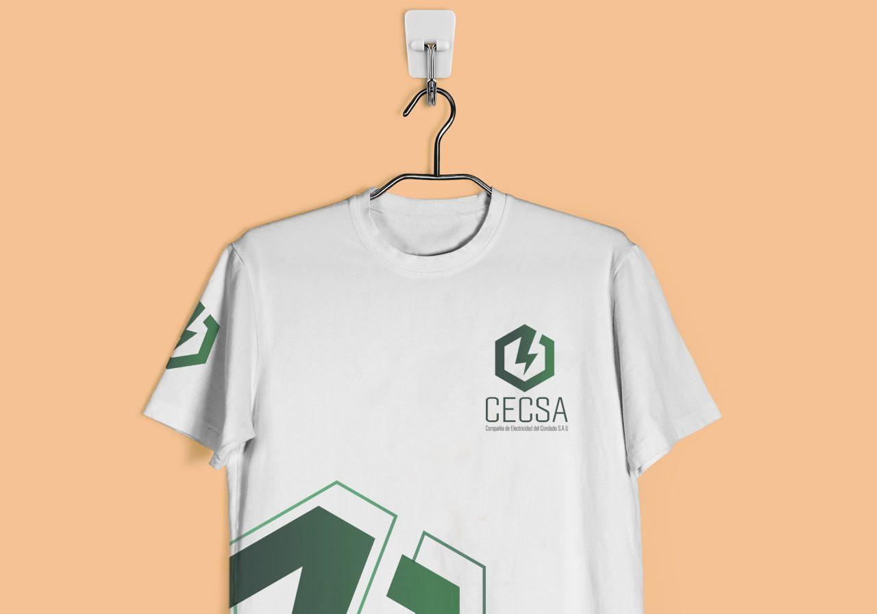 CECSA Compañía Eléctrica - Branding