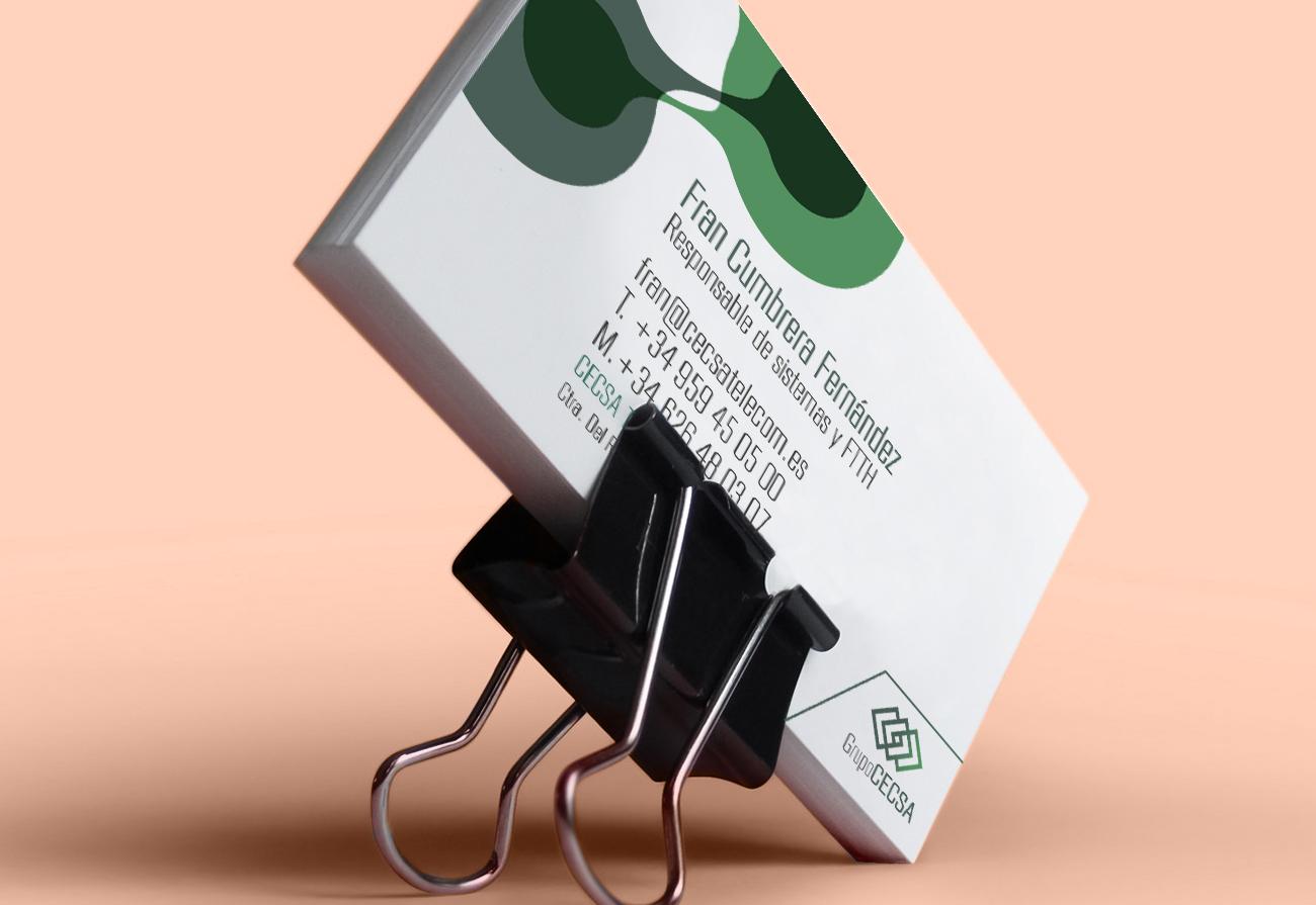 cecsa telecom branding